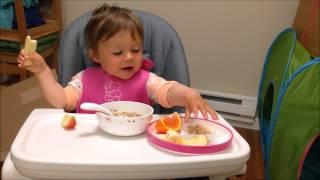 Меню ребенка на день 1-2 года (2 варианта)