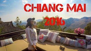 Chiang Mai, Thailand trip 2016