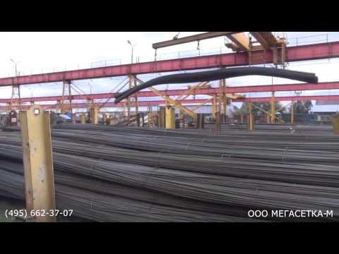 Видео Оцинкованная кладочная сетка 0 25 х 2 в туле
