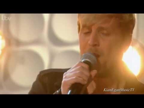 Kian Egan - Performance 'I´ll Be' on ITV Weekend [ May 10, 2014 ]
