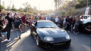 Worlds Loudest Supra DESTROYS EVERYONE At 2-Step Battle!
