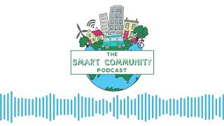 Futurist Shara Evans on the Smart Community Podcast | Bringing Science Fiction to Life