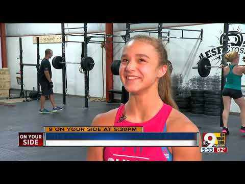 This 14-year-old CrossFit