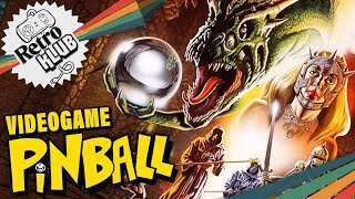 TILT-Spezial: Pinball-Videogames mit Colin | Retro Klub