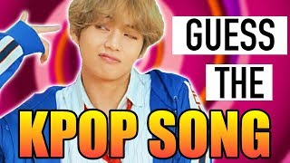 Can you guess the kpop song?
