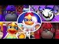 Kirby Battle Royale - All Bosses & Ending