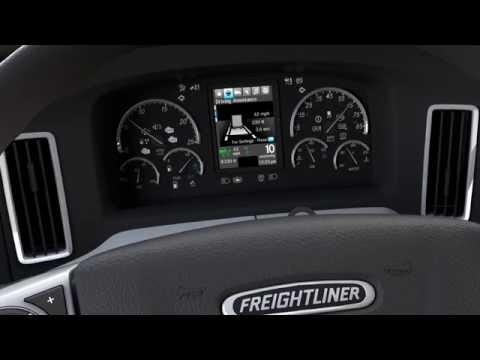 Detroit Assurance 4.0 Driver Training Series: Adaptive Cruise Control Video