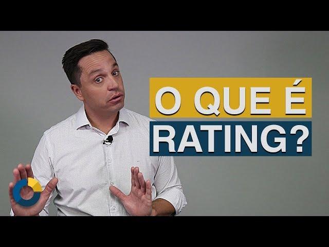 ⭐ O que Rating? Avalie o risco de crédito de um investimento e saiba se é seguro ou não!