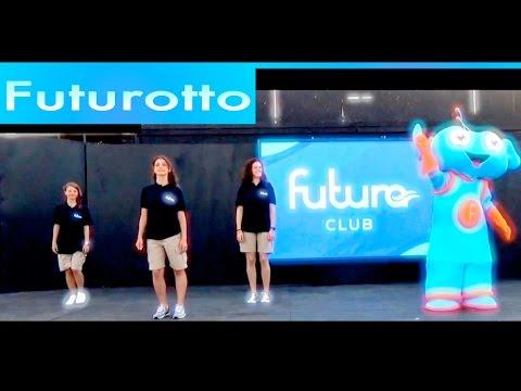 Futurotto Tutorial - Sigla miniclub Futura Vacanze - canzoni per bambini