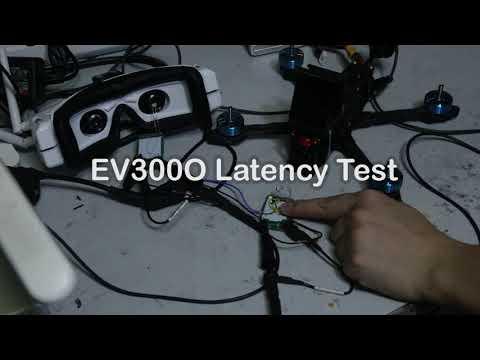 EV300O Latency Test