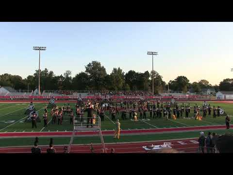 Elkhart Memorial High School September 9, 2017 Performance