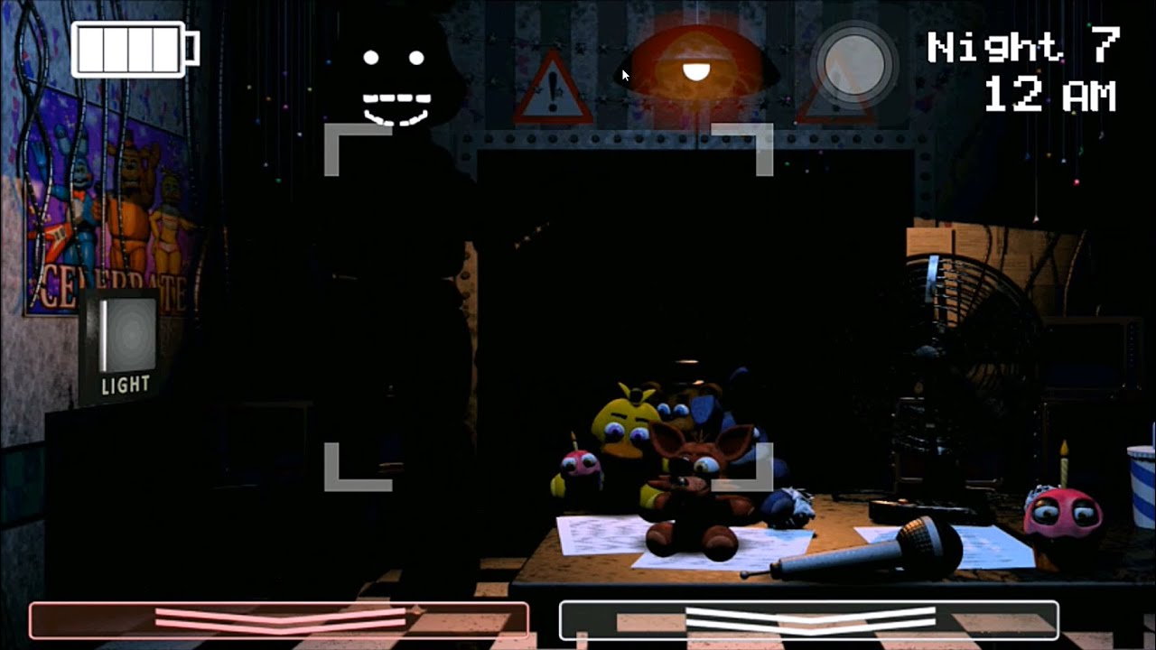 shadow toy bonnie easter egg five nights at freddy s 2 youtube