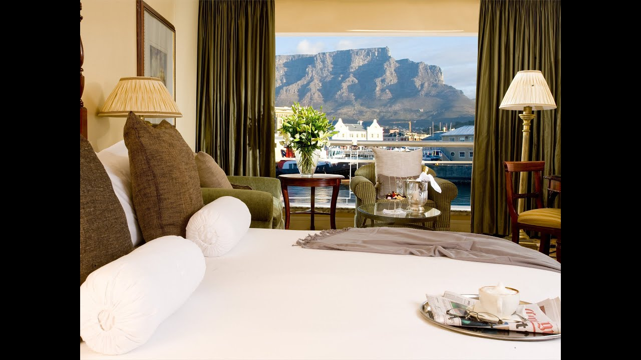 The table bay hotel cape town youtube for Table 6 kemble inn