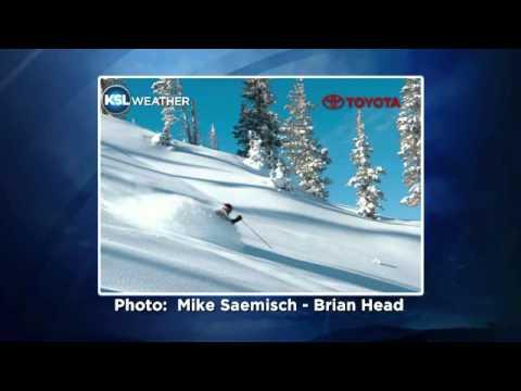 KSL TV - 6PM - Weather Excerpt 2-14-12