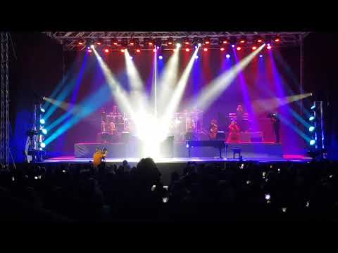 Yanni  Santorini  Jeddah Concert 2017