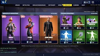 Fortnite Shop 19.5.19 | Versa and Ether Skins! | Chromatic painting !🤑😱