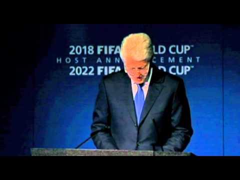 USA 2022 Bid Presentation