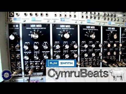 AJH Synth  MiniMod at Cymru Beats 15 Mp3