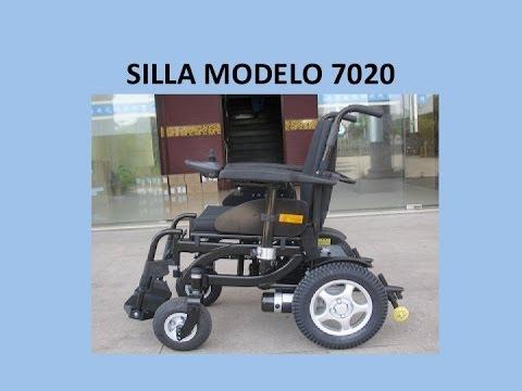 silla de ruedas electrica precio colombia
