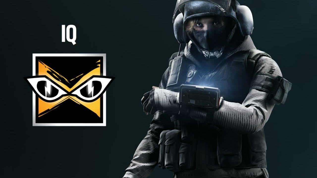 Iq rainbow six siege