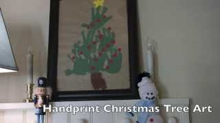 Little Boy's Bedroom Christmas Decor Thumbnail