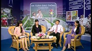 Talk Show: HTV9 on Traffic Safety Featuring AIP Foundation (Vietnamese)