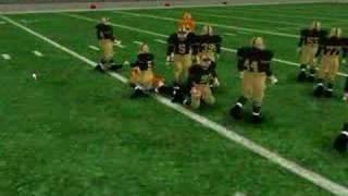 Maximum Football Tennessee vs Army 1st half