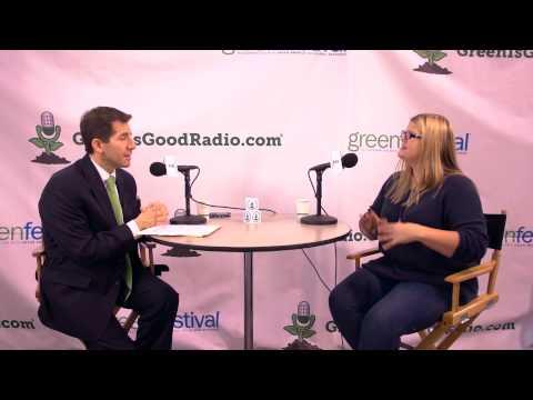 Greening the Illinois Economy with Illinois Green Business Association's Cassandra Carrol