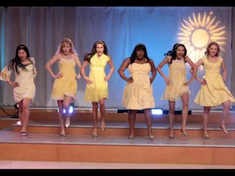 Halo and Walking on Sunshine Glee Version