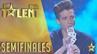 Draun | Semifinals 1 | Spain's Got Talent 2016