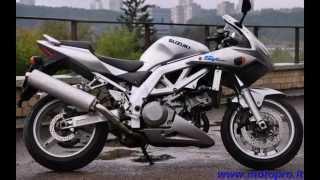 Suzuki Naudoti motociklai