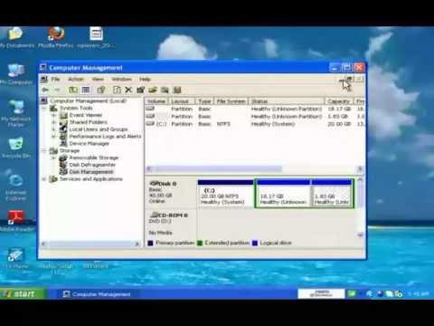 Install Ubuntu Alongside XP