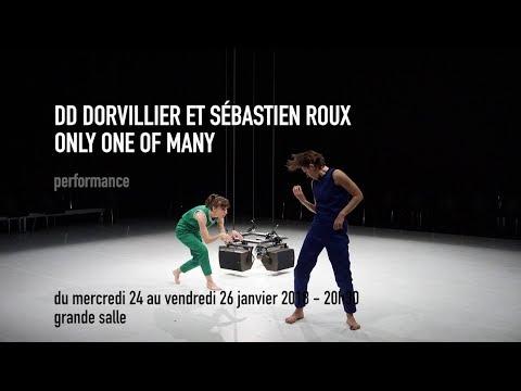 DD Dorvillier & Sébastien Roux | Spectacles vivants | Centre Pompidou