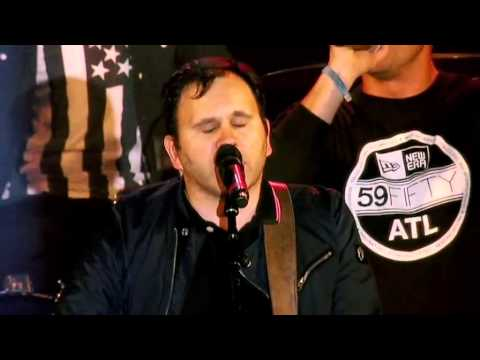 Matt Redman - We are Here for You LIVE @ BigChurchDayOut 2012