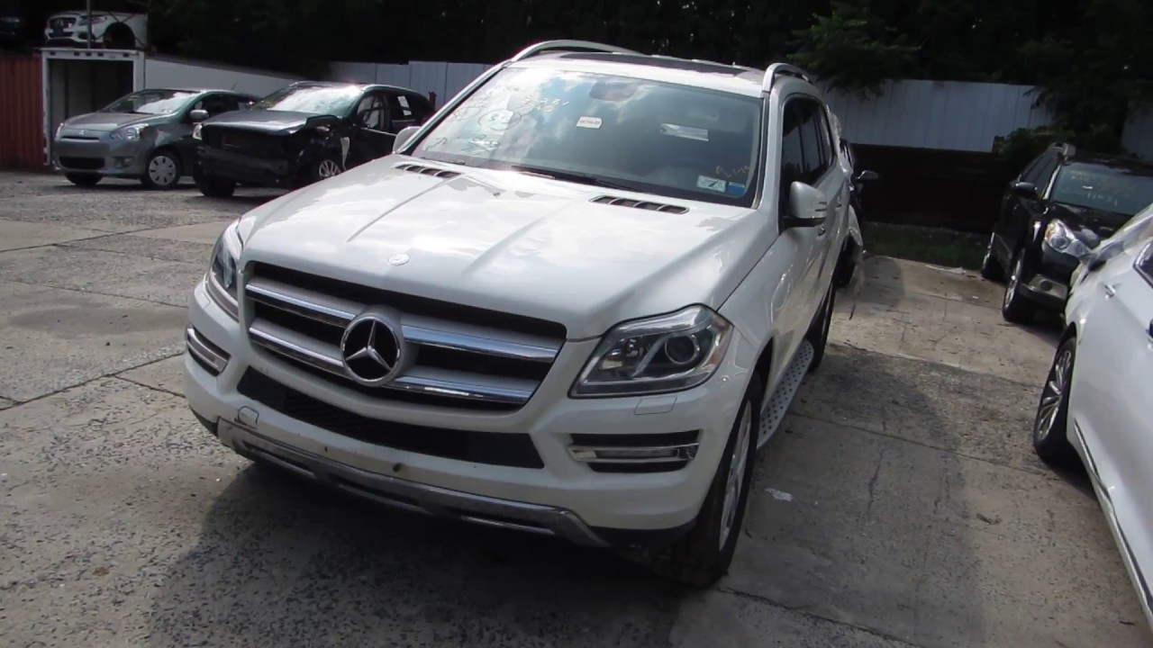 2013 mercedes gl450 used auto parts for sale sa281. Black Bedroom Furniture Sets. Home Design Ideas