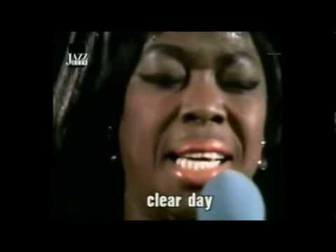 Sarah Vaughan - On A Clear Day - Live 1969