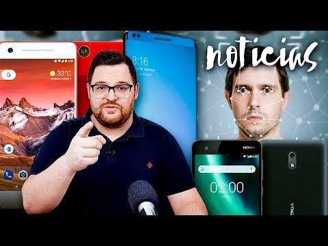 Noticias Android | Face ID Galaxy S9, Xiaomi Mi 7, Motorola Oreo, Mate 10