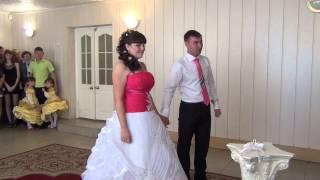 Регистрация брака (Смирновы Роман и Татьяна)