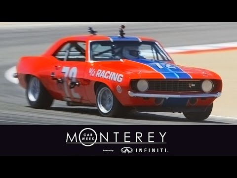 Hot Lapping a 1969 Camaro Z/28 Trans Am Series Race Car! - The J-Turn Ep. 19