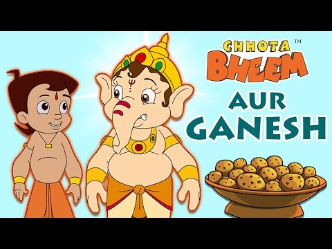 Ganesha Joins Chhota Bheem to save Princess Indumati