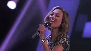 Amanda Browns - Valerie | The Voice USA 2012 Season 3