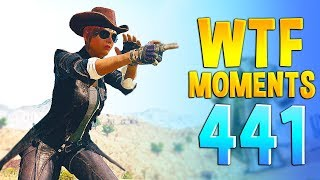 PUBG Daily Funny WTF Moments Highlights Ep 441