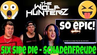 Six Side Die - Schadenfreude (Sub English  Español) THE WOLF HUNTERZ Jon Travis and Suzi Reaction