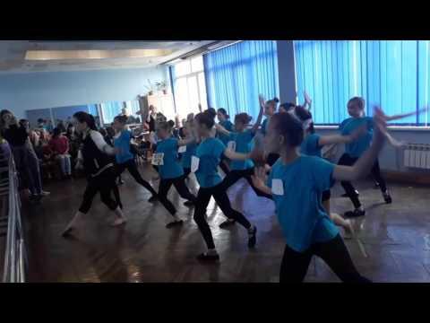 Экзамен. Коллектив современной хореографии ' Стиль жизни'