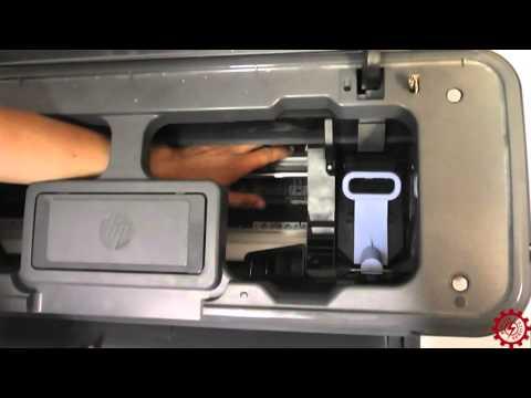 HP DJ T790 ошибка 86:01 ремень каретки