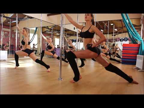 Связка Exotic, Pacific Pole Dance Studio