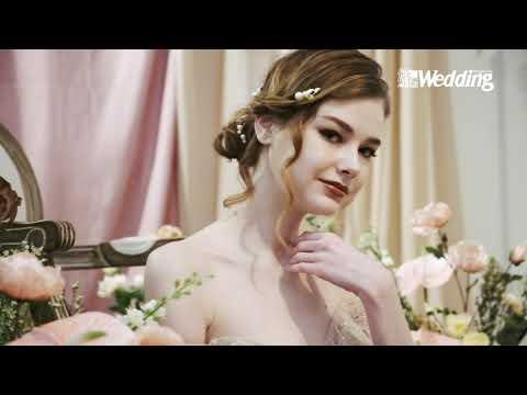 希臘女神Beauty Hera 2021 婚紗晚裝演繹