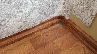 Лайфхак от установщика: как красиво завести кабель внутрь помещения.