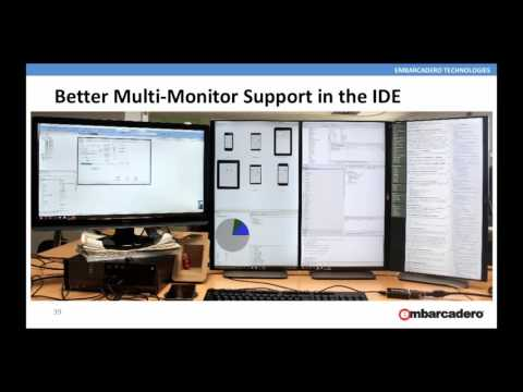 2 - What's New in the IDE - Luis Navarro