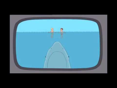 Family Guy Gay Shark